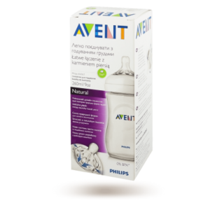Avent Natural Butelka 260ml