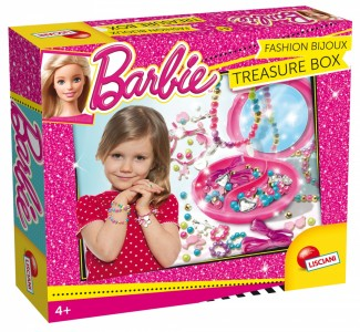 Barbie Treasure Box