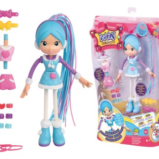 Betty Spaghetty Blue Snow Betty