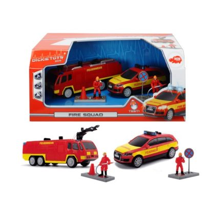 Dickie Toys Fire Squad