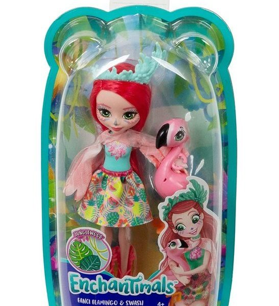 Enchantimals Fanci Flamingo&Swash