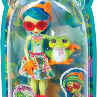 Enchantimals Tamika Tree Frog&Burst