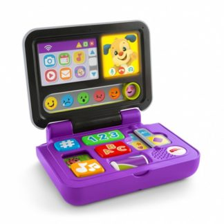 Fisher-Price Laptop Malucha Klikaj i Ucz Się