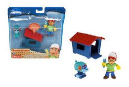 Fisher-price Maniek i Akcesoria Fix-its Doghouse