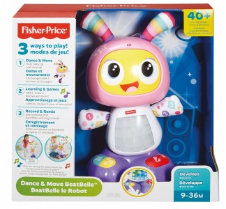 Fisher-Price Bella Tańcz i Śpiewaj