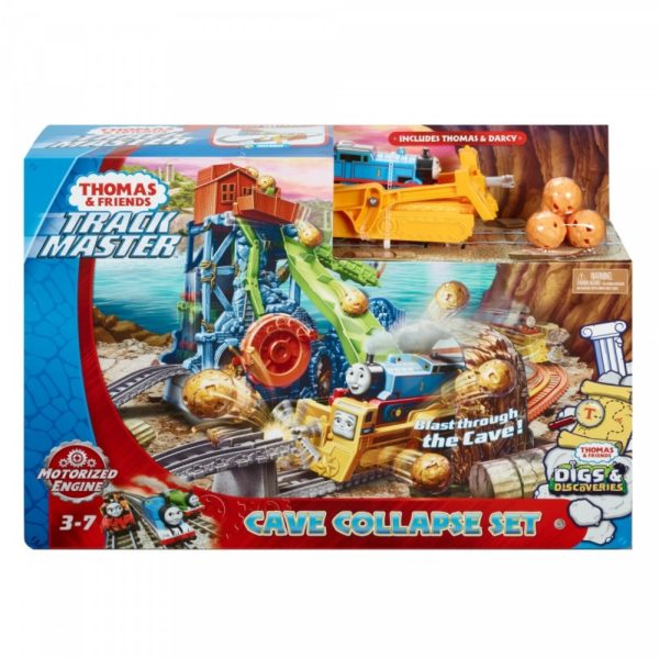 Fisher-Price Thomas&Friends Cave Collapse Set