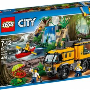 Lego 60160 City Mobilne Laboratorium