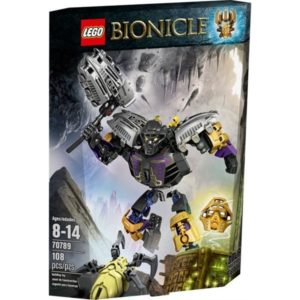 Lego 70789 Bionicle Onua Master of Earth