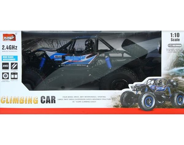 MC Auto Terenowe RC Climbing Car