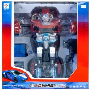 MC Robot RC Deformation