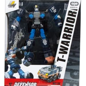 MC Robot Met Defensor