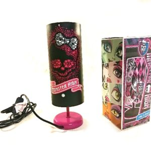Monster High lampka nocna tuba