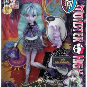 Monster High Twyla 13 życzeń