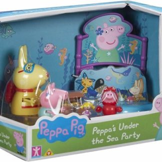 Peppas Under The Sea Party