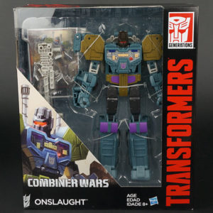 Transformers Generations Onslaught